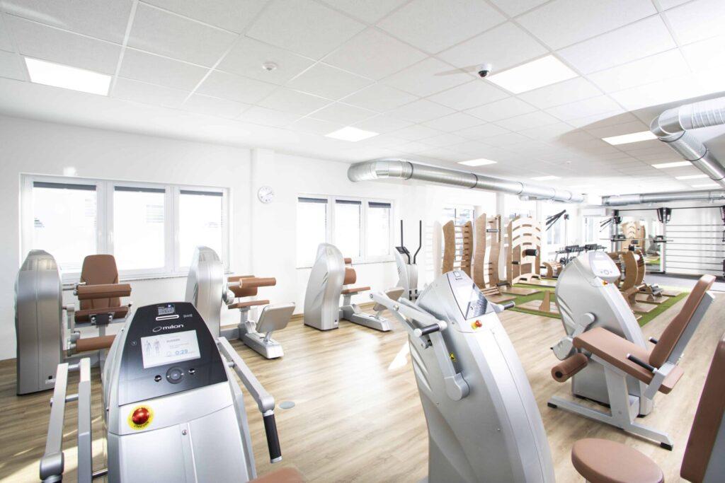 Fitnessstudio Kupferzell Räumlichkeiten